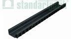 Лоток водоотводный пластиковый PolyMax Basic DN 100 H55