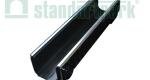 Лоток водоотводный пластиковый PolyMax Basic DN200 H200 усиленный