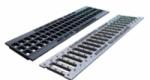 Дренажные решетки для лотков DN 100-300 мм